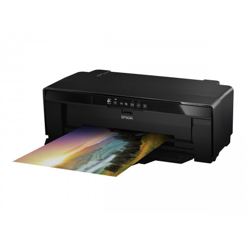 Epson SureColor SC-P400 - Printer - colour - ink-jet - A3 - 5760 x 1440 dpi - up to 9 ppm (mono) / up to 5 ppm (colour) - capacity: 120 sheets - USB 2.0, LAN, Wi-Fi