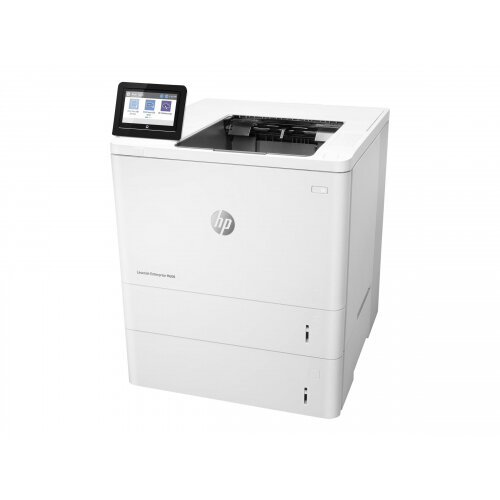 HP LaserJet Enterprise M608x - Printer - monochrome - Duplex - laser - A4/Legal - 1200 x 1200 dpi - up to 61 ppm - capacity: 1200 sheets - USB 2.0, Gigabit LAN, Bluetooth, Wi-Fi(n), USB 2.0 host