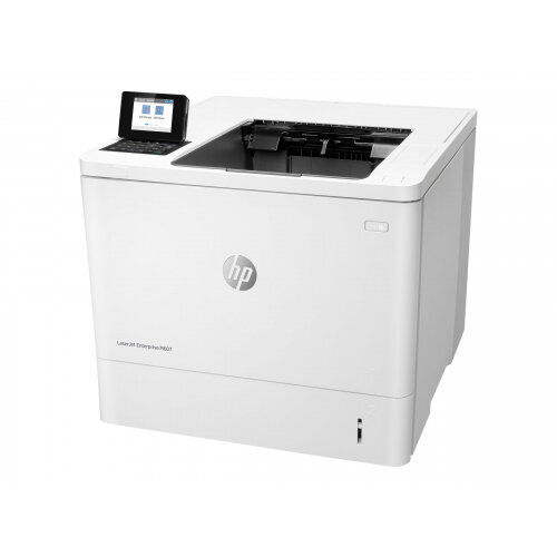 HP LaserJet Enterprise M607n - Printer - monochrome - laser - A4/Legal - 1200 x 1200 dpi - up to 52 ppm - capacity: 650 sheets - USB 2.0, Gigabit LAN, USB 2.0 host