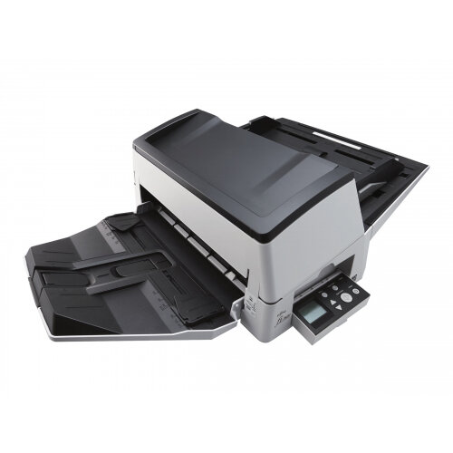 Fujitsu fi-7600 - Document scanner - Duplex - 304.8 x 431.8 mm - 600 dpi x 600 dpi - up to 100 ppm (mono) / up to 100 ppm (colour) - ADF (300 sheets) - up to 30000 scans per day - USB 3.1 Gen 1