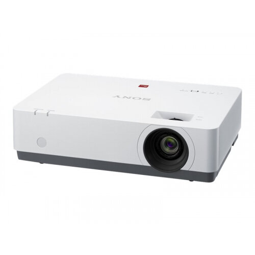 Sony VPL-EW435 - 3LCD Multimedia Projector - 3100 lumens (white) - 3100 lumens (colour) - WXGA (1280 x 800) - 16:10 - 720p - LAN