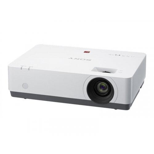 Sony VPL-EW455 - 3LCD Multimedia Projector - 3500 lumens (white) - 3500 lumens (colour) - WXGA (1280 x 800) - 16:10 - 720p - LAN