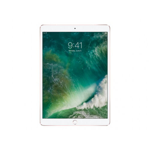 "Apple 10.5-inch iPad Pro Wi-Fi + Cellular - Tablet - 64 GB - 10.5"" IPS (2224 x 1668) - 4G - LTE - rose gold"