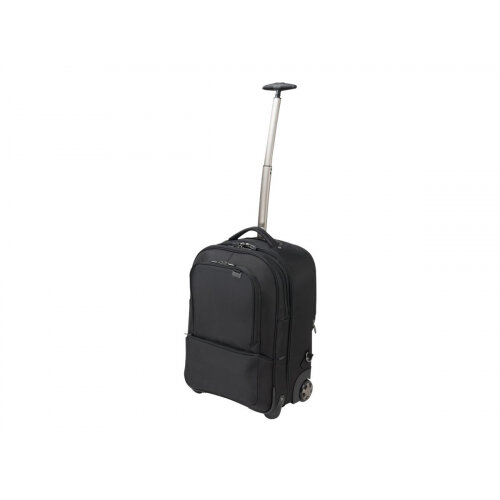 """Dicota Backpack Roller Pro - Notebook carrying backpack/trolley - 17.3"""""""