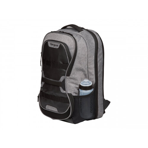 "Targus Work + Play Fitness - Notebook carrying backpack - 15.6"" - grey"