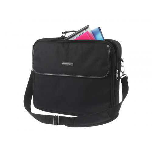 "Kensington SP30 Clamshell Case - Notebook carrying case - Laptop Bag - 15.6"" - black"