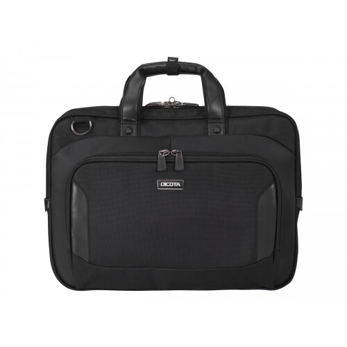 "DICOTA Top Traveller Business Laptop Bag 14.1"" - Notebook carrying case - 14.1"" - black"