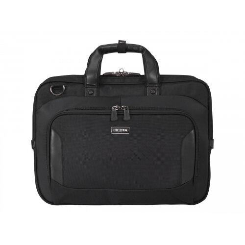 "DICOTA Top Traveller Business Laptop Bag 14.1"" - Notebook carrying case - 14.1"" - black"