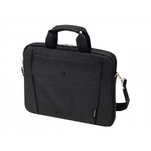 "Dicota Slim Case BASE - Notebook carrying case - Laptop Bag - 13"" - 14.1"" - black"