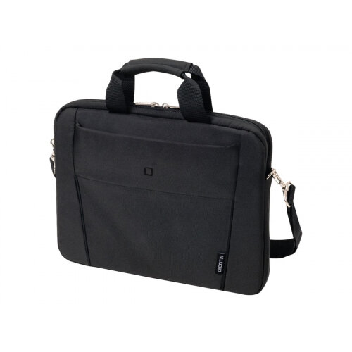 "Dicota Slim Case BASE - Notebook carrying case - Laptop Bag - 15"" - 15.6"" - black"
