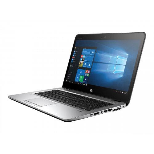 """HP EliteBook 840 G3  Laptop - Core i5 6200U / 2.3 GHz - Win 10 Pro 64-bit - 4 GB RAM - 500 GB HDD - 14"""" TN 1920 x 1080 (Full HD) - HD Graphics 520 - Wi-Fi, Bluetooth - kbd: UK - Up to 10 Hours Battery Life"""