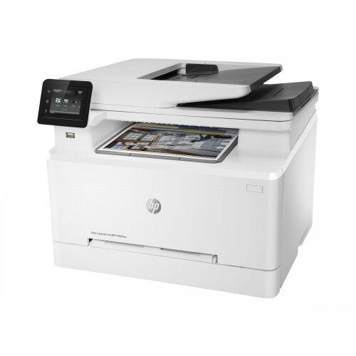 HP Color LaserJet Pro MFP M280nw - Multifunction printer - colour - laser - Legal (216 x 356 mm) (original) - A4/Legal (media) - up to 21 ppm (copying) - up to 21 ppm (printing) - 250 sheets - USB 2.0, Gigabit LAN, Wi-Fi(n), USB host