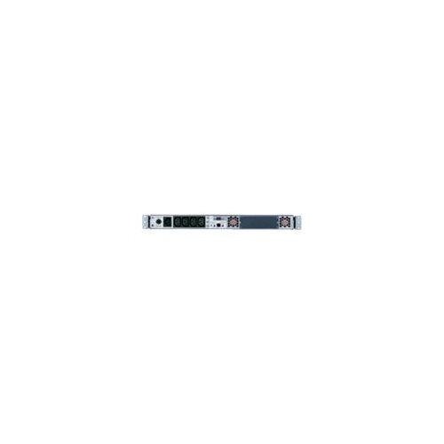 APC Smart-UPS RM 1000VA USB &Serial - UPS (rack-mountable) - AC 230 V - 640 Watt - 1000 VA - output connectors: 4 - 1U - black