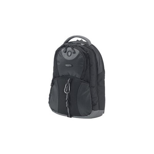 "Dicota BacPac Mission Laptop Bag 15.6"" - Notebook carrying backpack - 16.4"" - black"