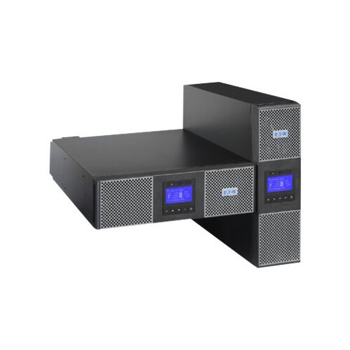 Eaton 9PX 9PX6KIRTN - UPS (rack-mountable / external) - AC 200/208/220/230/240 V - 5400 Watt - 6000 VA - Ethernet 10/100, RS-232, USB - PFC - 3U - 19""