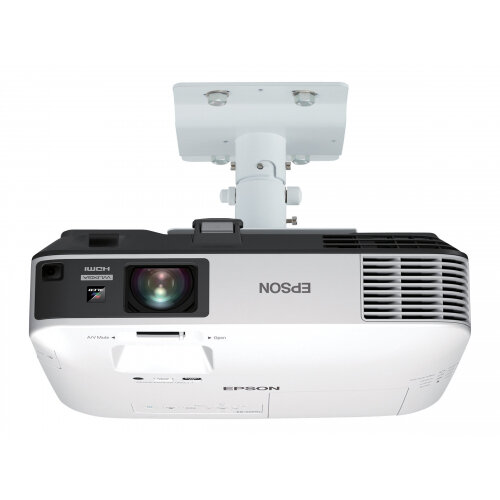 Epson EB-2265U - LCD Multimedia Projector - 5500 lumens (white) - 5500 lumens (colour) - WUXGA (1920 x 1200) - 16:10 - 1080p - 802.11n wireless / LAN / Miracast