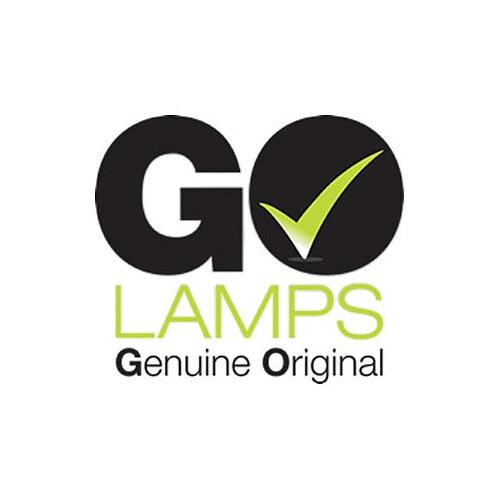 GO Lamps - Projector lamp (equivalent to: Optoma SP.70B01GC01) - UHP - for Optoma EH490