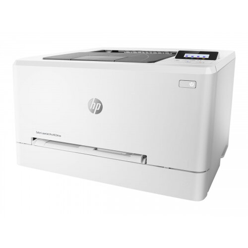 HP Color LaserJet Pro M254nw - Printer - colour - laser - A4/Legal - 600 x 600 dpi - up to 21 ppm (mono) / up to 21 ppm (colour) - capacity: 250 sheets - USB 2.0, LAN, Wi-Fi(n)