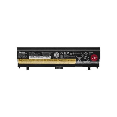 Lenovo ThinkPad Battery 71+ - Laptop battery - 1 x Lithium Ion 6-cell 48 Wh - for ThinkPad L470 20J4, 20J5; L560 20F1, 20F2; L570 20J8, 20J9, 20JR