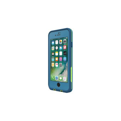 LifeProof Fre - Protective waterproof case for mobile phone - banzai blue - for Apple iPhone 7, 8