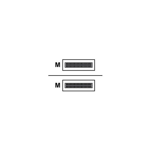 Mellanox - InfiniBand cable - QSFP to QSFP - 3 m