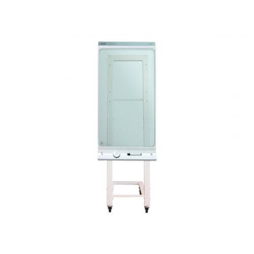 "NewStar Smartkapp Mobile Floor Stand for a 42"" Smartkapp (10 degree tilt) - White - Trolley frame for interactive whiteboard - white - screen size: 22""-42"" - mounting interface: 400 x 400 mm - floor-standing"