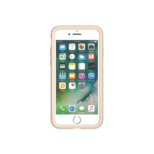 OtterBox Symmetry Series Apple iPhone 8 &iPhone 7 - Limited Edition - back cover for mobile phone - polycarbonate, synthetic rubber - muted waters - for Apple iPhone 7