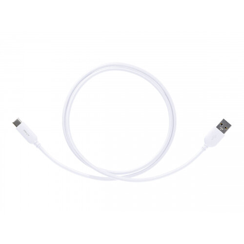 PNY - USB cable - USB Type A (M) to USB-C (M) - USB 2.0 - 1.01 m - white