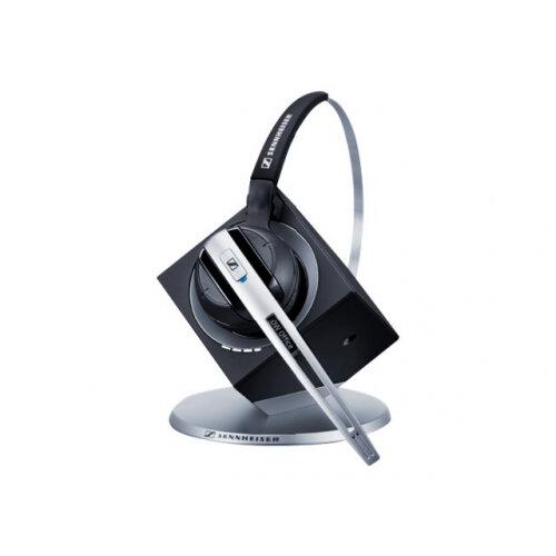 Sennheiser DW Office PHONE - Headset - convertible - DECT CAT-iq - wireless