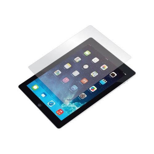 Targus - Screen protector - transparent - for Apple 9.7-inch iPad; 9.7-inch iPad Pro; iPad Air; iPad Air 2