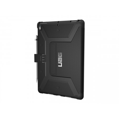 UAG Rugged Case for iPad Pro 10.5-inch - Case for tablet - black - for Apple 10.5-inch iPad Pro