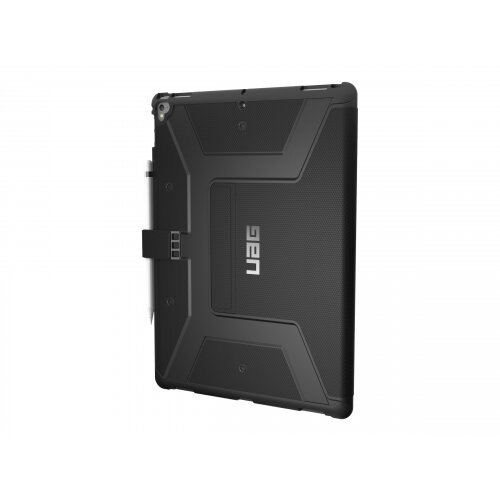 UAG Rugged Case for iPad Pro 12.9-inch (2017) &iPad Pro 12.9-inch (1st Gen) - Case for tablet - rugged - black - for Apple 12.9-inch iPad Pro