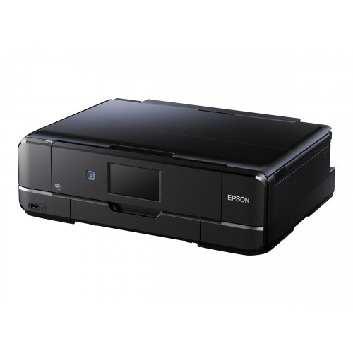 Epson Expression Photo XP-960 - Multifunction printer - colour - ink-jet - A4 (210 x 297 mm) (original) - A3 (media) - up to 28 ppm (printing) - 120 sheets - USB, LAN, USB host, Wi-Fi