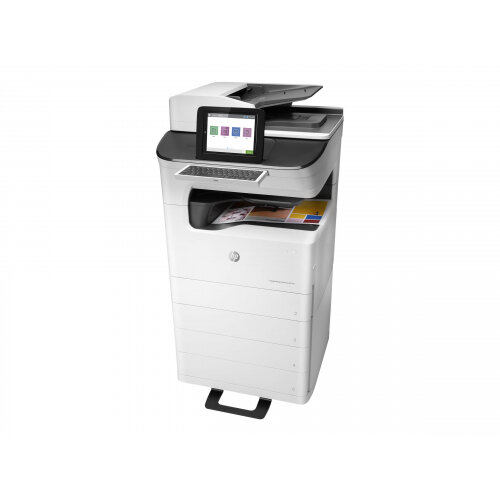 HP PageWide Enterprise Color Flow MFP 785zs - Multifunction printer - colour - page wide array - 297 x 432 mm (original) - A3/Ledger (media) - up to 55 ppm (copying) - up to 75 ppm (printing) - 2300 sheets - 33.6 Kbps - USB 2.0, Gigabit LAN, Wi-Fi(n), USB