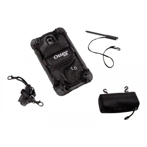 OtterBox Utility Series Latch II - Strap system for tablet - black