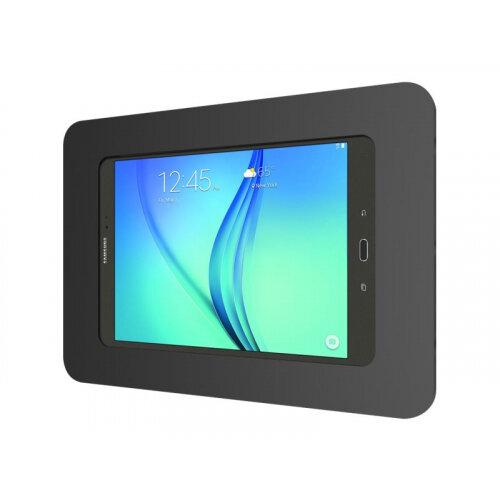 "Compulocks Rokku - Galaxy Tab A 10.1"" Enclosure Wall Mount - Black - Enclosure for tablet - lockable - high-grade aluminium - black - screen size: 10.1"" - mounting interface: 100 x 100 mm - wall-mountable - for Samsung Galaxy Tab A (10.1 in)"