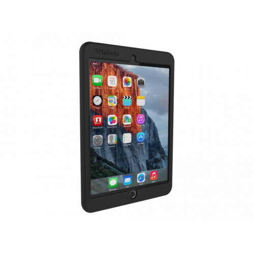 """Compulocks Rugged Edge Band - iPad 9.7"""" Protective Cover - Bumper for tablet - rugged - rubber - for Apple iPad Air; iPad Air 2"""