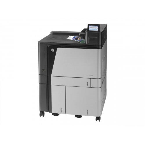 HP Color LaserJet Enterprise M855x+ NFC/Wireless direct - Printer - colour - Duplex - laser - A3/Ledger - 1200 x 1200 dpi - up to 46 ppm (mono) / up to 46 ppm (colour) - capacity: 4100 sheets - USB 2.0, Gigabit LAN, USB host, Wi-Fi, USB host (internal), N