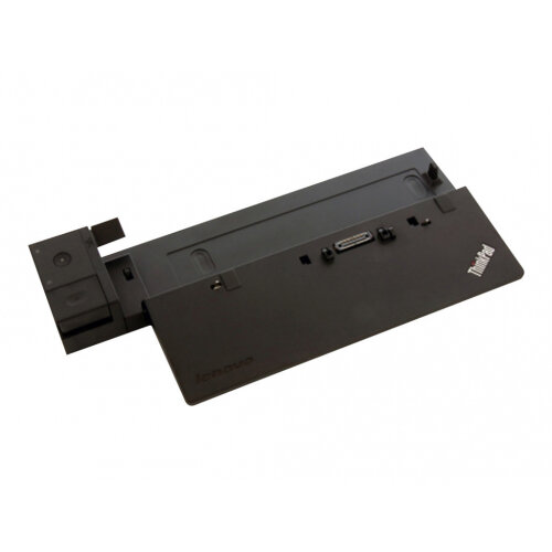 Lenovo ThinkPad Ultra Dock - Port replicator - 90 Watt - EU - for ThinkPad A475; L540; L560; P50s; T540 (2 cores); T550; T560; W550s; X250