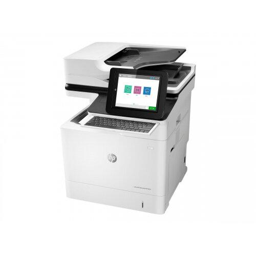HP LaserJet Enterprise Flow MFP M631h - Multifunction printer - B/W - laser - 216 x 863 mm (original) - A4/Legal (media) - up to 52 ppm (copying) - up to 52 ppm (printing) - 650 sheets - USB 2.0, Gigabit LAN, USB 2.0 host