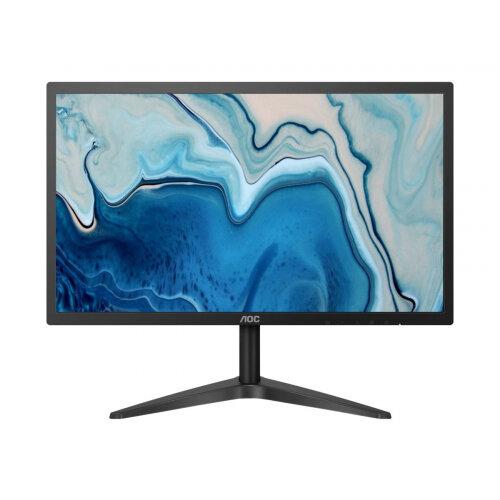 "AOC 22B1H - LCD Computer Monitor - 21.5"" - 1920 x 1080 Full HD (1080p) - TN - 250 cd/m² - 600:1 - 5 ms - HDMI, VGA"