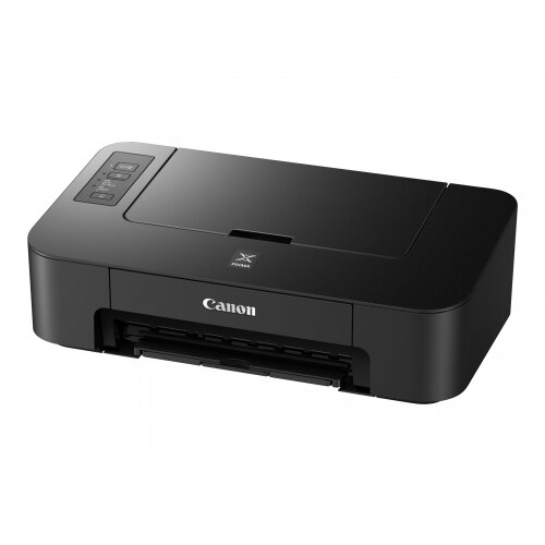 Canon PIXMA TS205 - Printer - colour - ink-jet - A4/Letter - up to 7.7 ipm (mono) / up to 4 ipm (colour) - capacity: 60 sheets - USB 2.0
