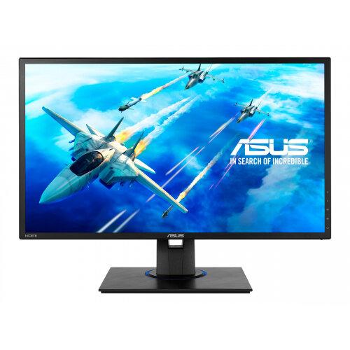 "ASUS VG245HE - LED Computer Monitor - 24"" - 1920 x 1080 Full HD (1080p) - TN - 250 cd/m² - 1 ms - 2xHDMI, VGA - speakers - black"