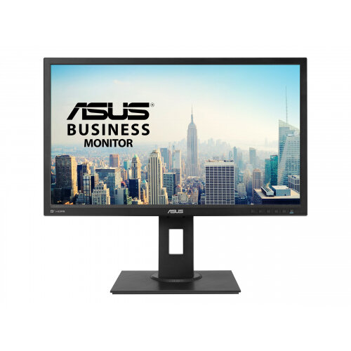 "ASUS BE239QLBH - LED Computer Monitor - 23"" - 1920 x 1080 Full HD (1080p) - IPS - 250 cd/m² - 1000:1 - 5 ms - HDMI, DVI-D, VGA, DisplayPort - speakers - black"