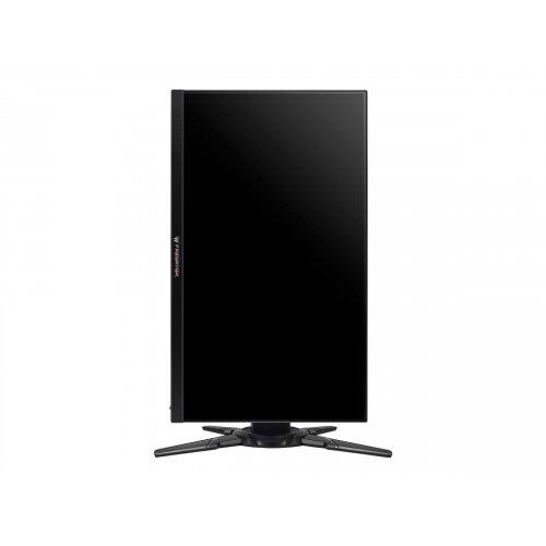 """Acer Predator XB252Q - 3D LED Computer Monitor - 24.5"""" - 1920 x 1080 Full HD (1080p) - TN - 400 cd/m² - 1000:1 - 1 ms - HDMI, DisplayPort - speakers - black, dark silver"""