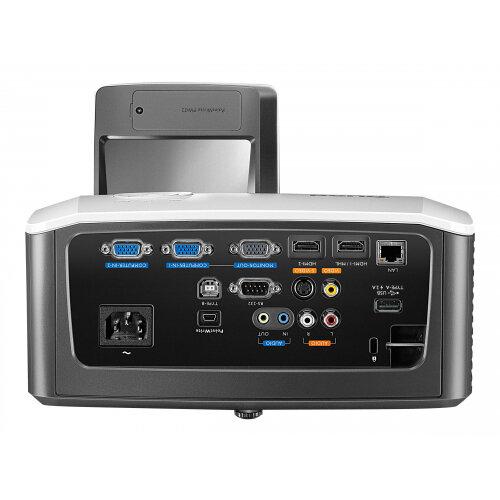 BenQ MH856UST - DLP Multimedia Projector - 3D - 3500 ANSI lumens - Full HD (1920 x 1080) - 16:9 - 1080p - ultra short-throw lens