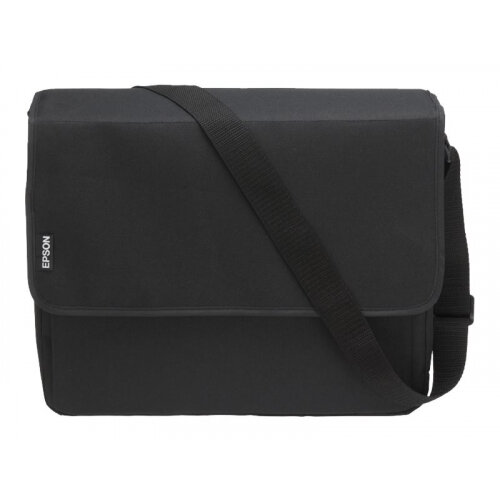Epson ELPKS68 - Soft carrying case - for Epson EB-1970, 1975, 1980, 1985, 2040, 2055, 2140, 2155, 2165, 2245, 2250, 2265