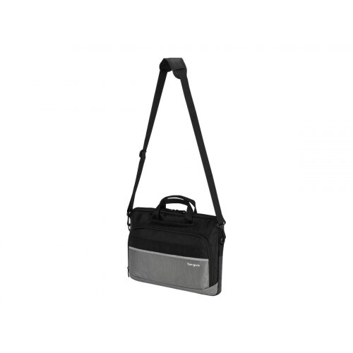 "Targus Education Shoulder Laptop Bag - Notebook carrying case - 11.6"" - grey, black"