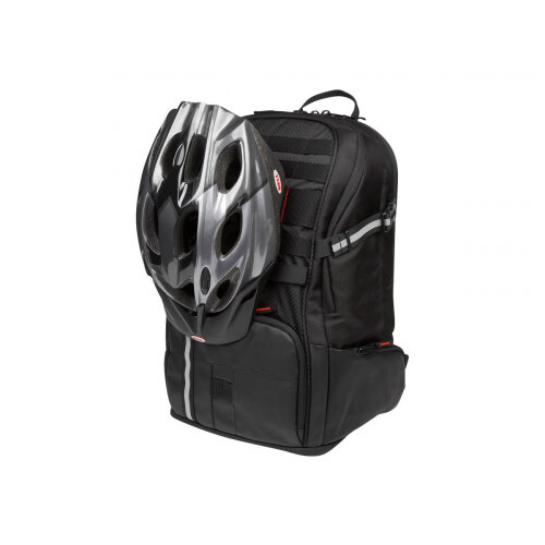 "Targus Work + Play Cycling - Notebook carrying backpack - 15.6"" - black"