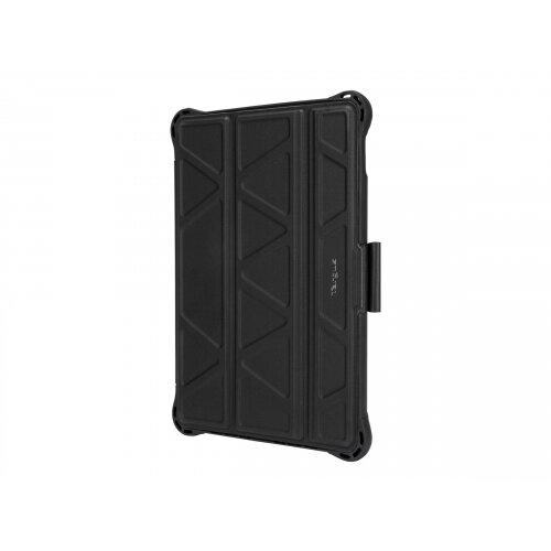 Targus Pro-Tek Handheld Folio - Flip cover for tablet - polycarbonate, thermoplastic polyurethane - grey - for Apple 9.7-inch iPad (5th generation, 6th generation); 9.7-inch iPad Pro; iPad Air 2